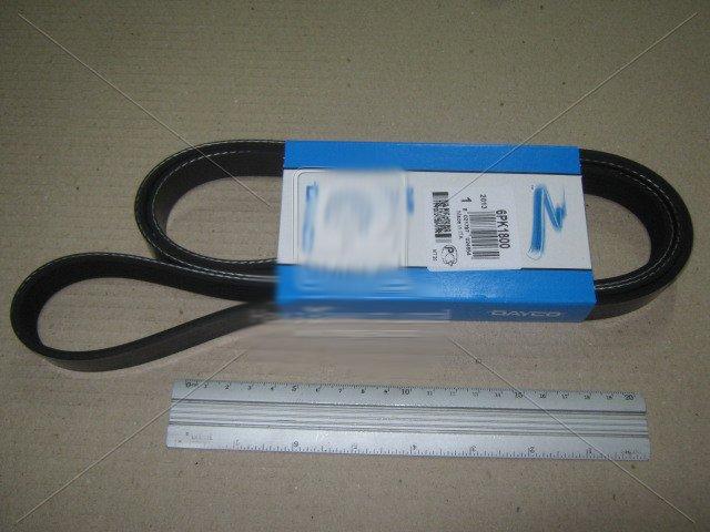Ремінь генератора 6PK1800 Combo 1.2-1.4i/2.2DTI MOVANO
