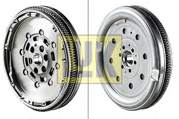 Демпфер зчеплення VW Сaddy 1.9TDI 77kw 04-10 T5 1.9TDI 62-77kw 03-09