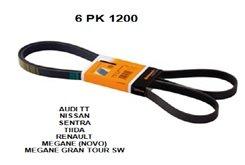 Ремень генератора 6PK1200 Kangoo 1.5dCi/1.6 16V 01> ( AC)